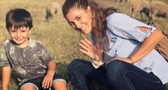 Nadide Sultan, Yaşadığı Kaza Sonrası Kurban Kestirdi